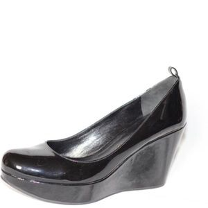 ✨ ♠️ Marc by Marc Jacobs patent leather wedges